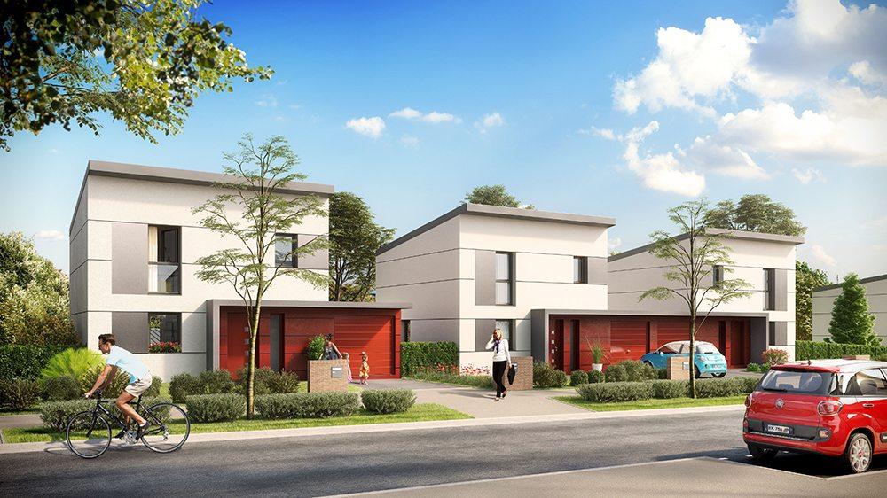 Maisons neuves lens les terrasses de la colline - Exoneration taxe fonciere maison neuve ...