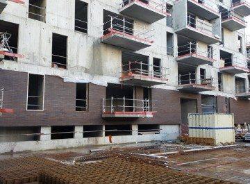 Capinghem Epure travaux en cours