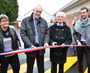 Inauguration Seclin logements locatifs conventionnés