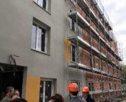 Visite chantier résidence sociale Douai