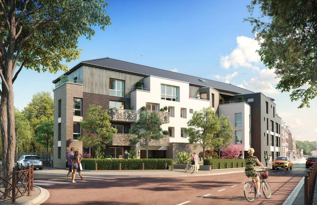 Appartements T2 et T3 Quesnoy-sur-Deûle