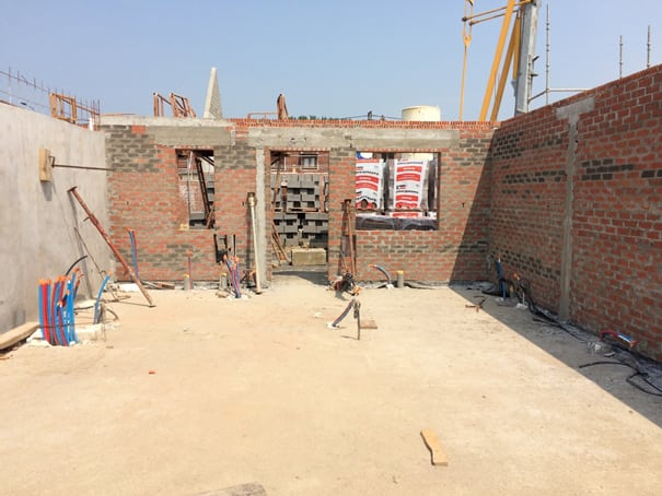 chantier maisons Bachy PSLA